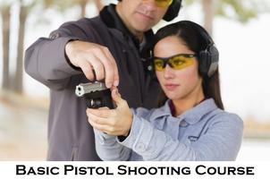 Basic Pistol Shooting Course