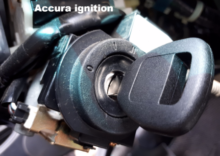 Accura Ignition Lockout