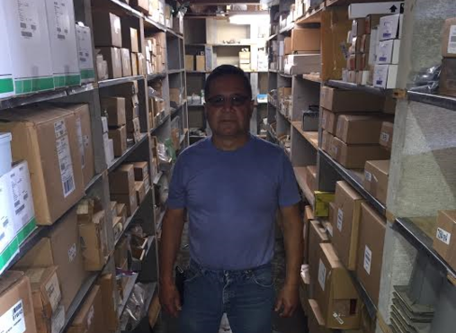 Bob Herrera Warehouse Manager Weber Refrigeration, Heating and Air Conditioning 711 N. Main Garden City, Ks
