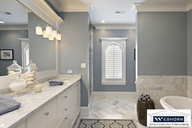Kitchen Bathroom Remodeling Design Skokie Weshorn Remodeling - Bathroom remodeling skokie il