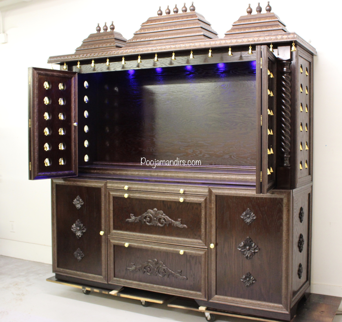 Pooja Cabinet Usa Cabinets Matttroy