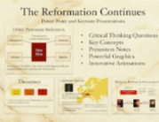 The Reformation Continues PowerPoint