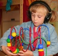 Tomatis, sound stimulation, group program, learning support