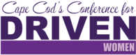 Cape Cod's Conference for Driven Women logo
