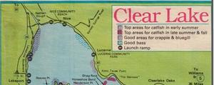 how to fish berryessa and clear lake maps, and info fsihing lake county