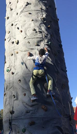 Nashville TN Portable Rock Wall Rentals