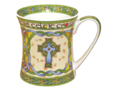 Celtic Cross Tea Mug
