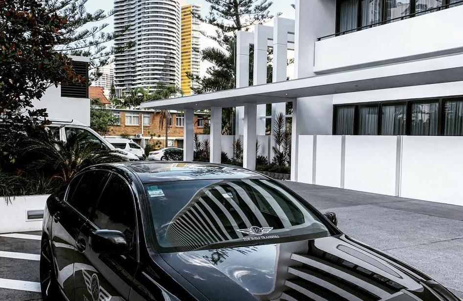 Gold Coast Private Transfers