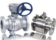 VAN BI - SUN VALVE - HÀN QUỐC - VAN BI NỔI - 2PC CAST STEEL FLOATING BALL VALVE