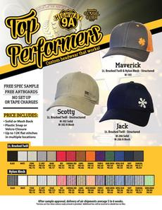 Top Performers Flyer PDF