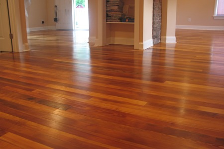 Heart Pine And Cypress Hardwood Flooring From Old Town