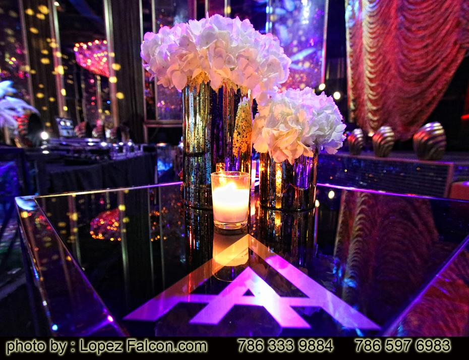 GREAT GATSBY QUINCEANERA PARTY MIAMI QUINCES 15