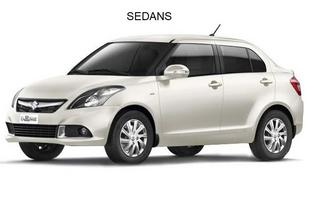 Sedans On Rent For Kolkata Tour