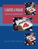 Hard Copy Book for Downloadable DIY 4th of July Murder Mystery Party Kit: I Loathe a Parade