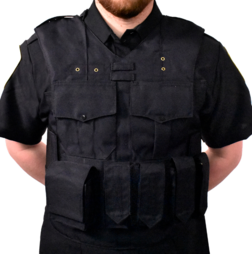 Custom Vest Carriers by Bluestone Safety Products