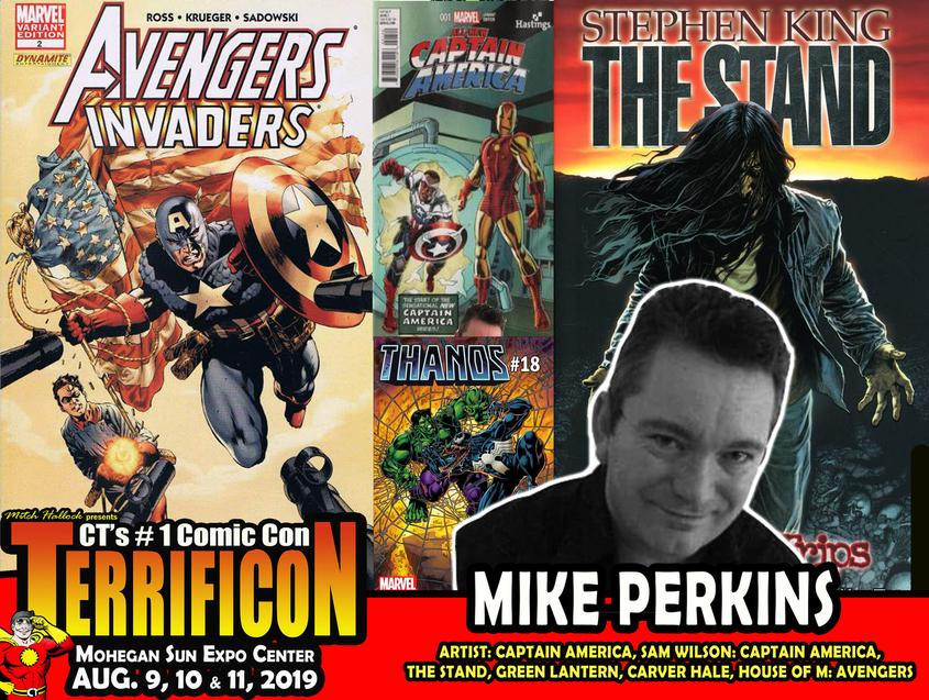MIKE PERKINS TERRIFICON