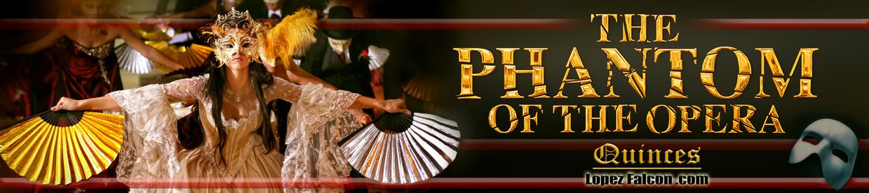 The Phantom Of The Opera Quinceanera Party Photography Video Dresses Quinces Quince Sweet 15 Anos