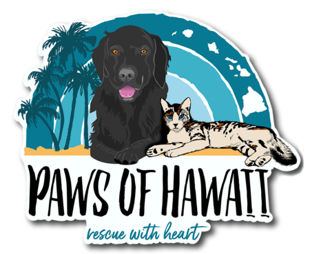 Paws of Hawaii site