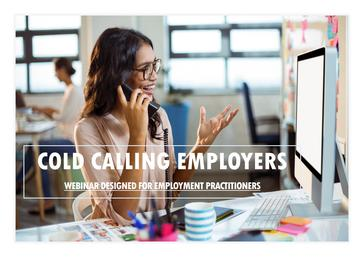 reverse marketing cold calling employers