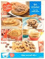 Cookie Dough Fundraising Ideas for Cheerleading Fundraisers