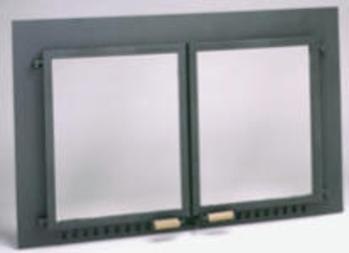 Wilkening Fireplace Glass Doors