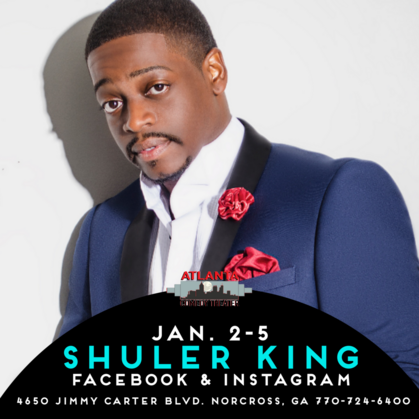 shuler king atlanta comedy uptown comedy punchline comedy laughing skull