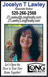Jocelyn Lawley, Assoc Broker, Long Realty