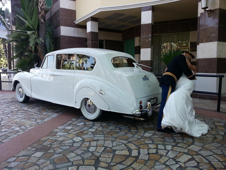 Rolls Royce Rental, Vintage Car Rental - Claremont Vintage ...