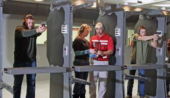 People at our concealed carry classes in Minneapolis, MN