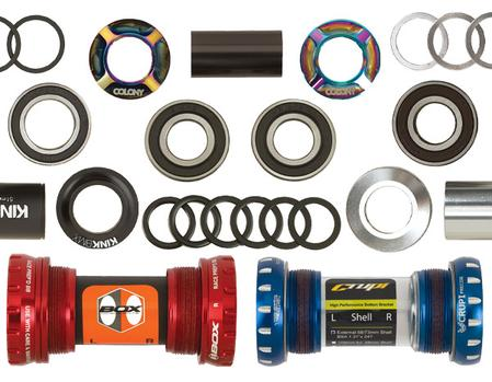 BMX parts and supplies