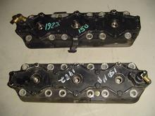 Used heads, port and startboard, for a 1982 Mercury 150 hp. V6 engine. OEM #96423, T