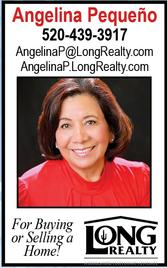 Angelina Pequeño, Realtor, Long Realty Sierra Vista
