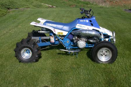 Rotax Twin Sand Machine