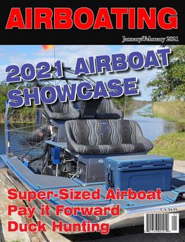 January February 2021 Airboating Magazine