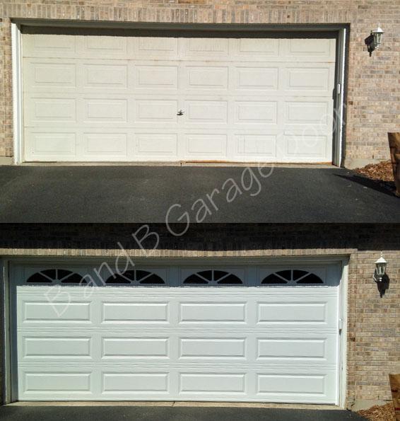 New garage doors - Joliet/Plainfield located on