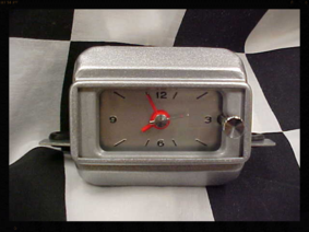 65 Ford Thunderbird Clock