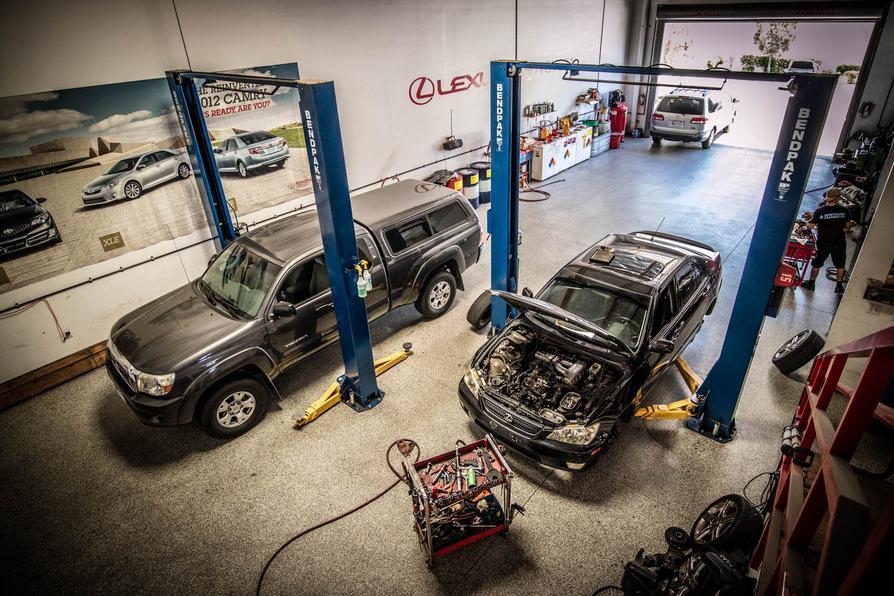 Eastman Independent Lexus & Toyota