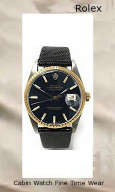 Product specifications Watch Information Brand, Seller, or Collection Name Rolex Part Number AH4D-E44417DATE-PB-CPO Dial window material type Synthetic sapphire Display Type Analog Clasp Fold-over-clasp Case material Stainless steel Case diameter 34 millimeters Band Material Synthetic leather Band Color Black Dial color Black Bezel material Yellow gold Calendar Date Movement Swiss automatic Water resistant depth 100 Meters