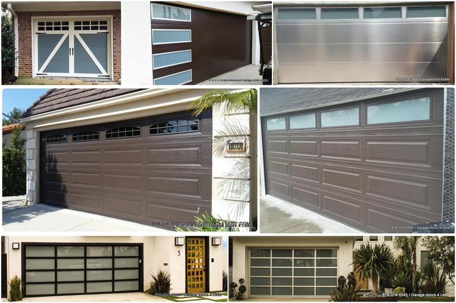 Garage doors 4 less