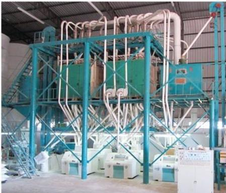 rice flour mill machine