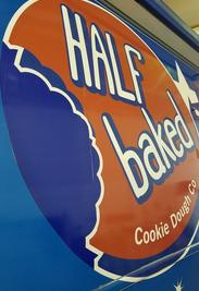 HALF BAKED COOKIE DOUGH CO. STL
