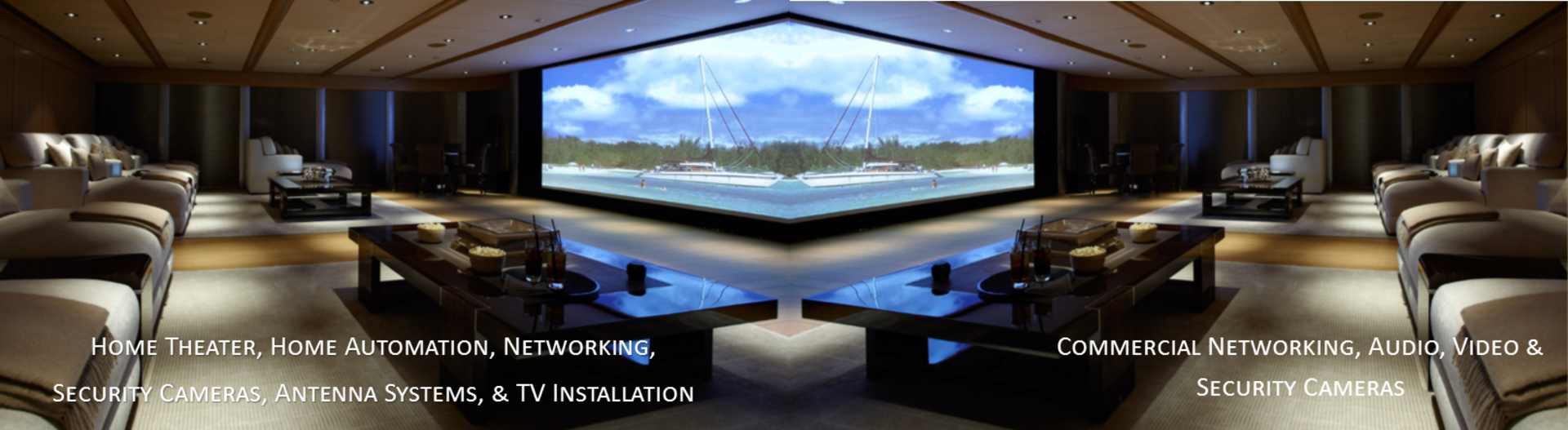 Home Theater Installation Sound By Design How To Install System Commercial