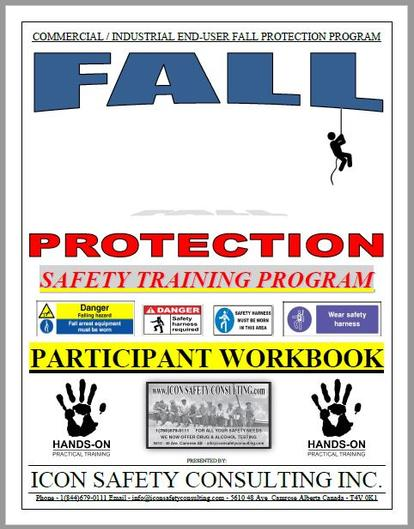 Fall Protection Training - ICON SAFETY CONSULTING INC.