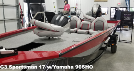 G3 boats, Fishing boats for sale, Ohio fishing, Fisher's Marina, Buckeye Lake Ohio