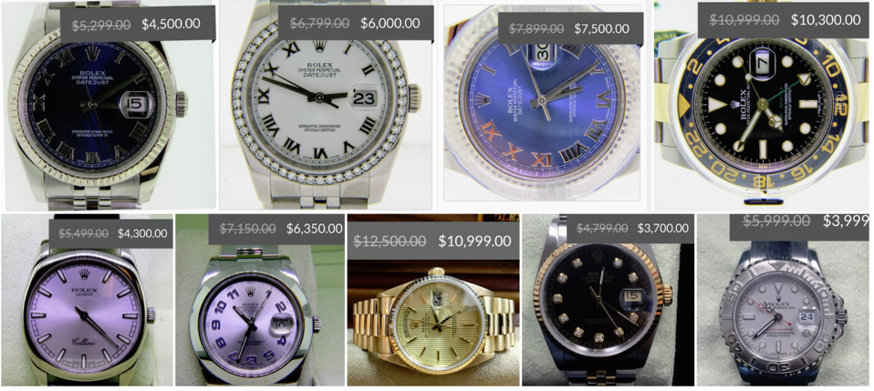 Antwerp DIamonds and Jewelry of Roswell Georgia Rolex Watches on Sale