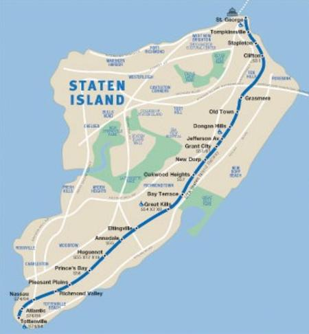 Official map of the New York City Subway updated as of June 2013 and produced by the Metropolitan Transportation Authority of the State of New York.