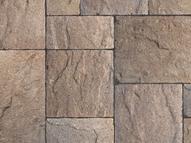 Unilock Concrete Flagstone Paver Westport in Sierra Color