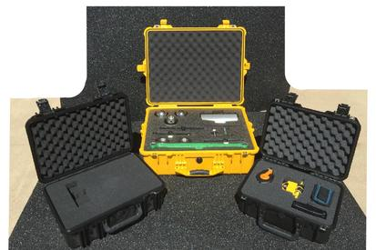 Some of our custom hard protective cases in Tempe, AZ