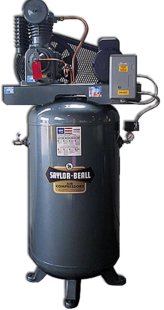 Saylor Beall Air Compressors at Coastal Equipment Inc.