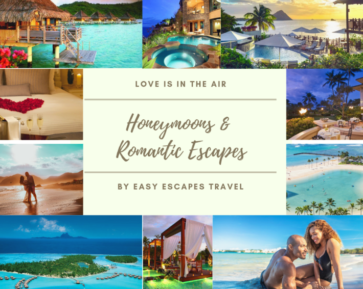 Honeymoons & Romantic Vacations by Easy Escapes Travel